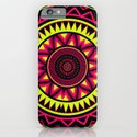 Mandala - Navajo dance iPhone & iPod Case