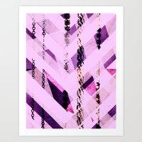 Abstract #4 Art Print