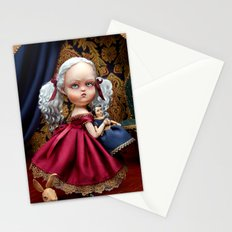 Annabelle White Stationery Cards