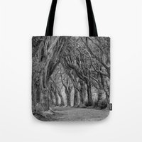 The Trees, Norfolk Tote Bag