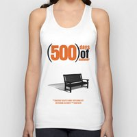 500 Days Of Summer Unisex Tank Top