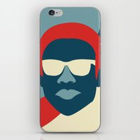 Donald iPhone & iPod Skin