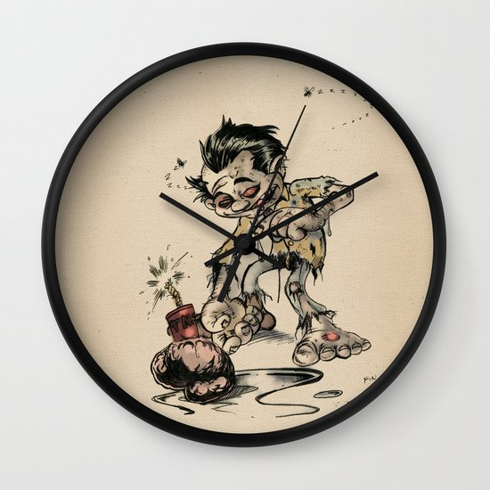 How to Trick a Zombie Wall Clock