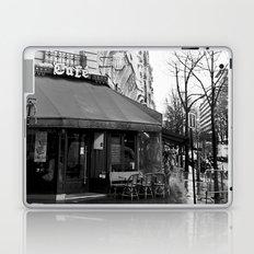 Parisian Cafe Laptop & iPad Skin