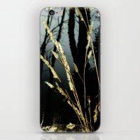 WeedsInFog iPhone & iPod Skin