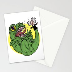 The Dinosaur  Stationery Cards