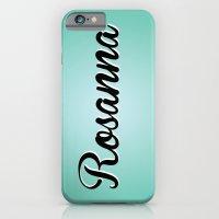 Rosanna Iphone Case iPhone 6 Slim Case