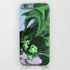 Dropping In (3D Digital Fractal Art) iPhone 6 Slim Case
