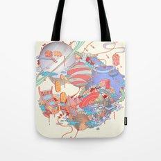 Cosmic Koinonia. Tote Bag