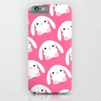 Mei the Strawberry Rabbit iPhone 6 Slim Case