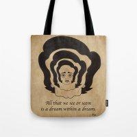 Poe Dream Tote Bag
