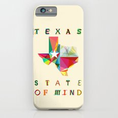 Texas State Of Mind iPhone 6s Slim Case