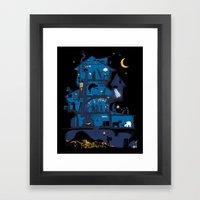 Wizard's Castle Framed Art Print