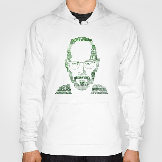 Breaking Bad:  Walter White Hoody