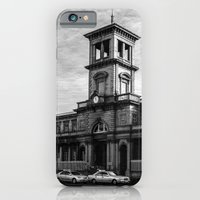 iPhone & iPod Case featuring Connolly Station by Catherine Doolan