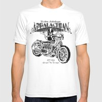 White Lightning Mens Fitted Tee White SMALL