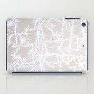 Ice Crystals iPad Case