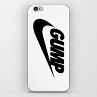 Gump Just Do It iPhone & iPod Skin