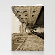 Bridge Of Sighs, Venice,… Stationery Cards