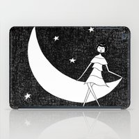 To The Moon And Back iPad Case