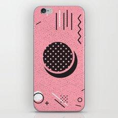 Planetarium iPhone & iPod Skin