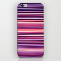 Striped iPhone & iPod Skin
