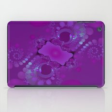 Purple Passion iPad Case