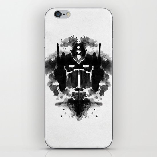 Optimust iPhone & iPod Skin