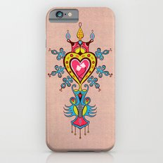The Heart Rules Slim Case iPhone 6s