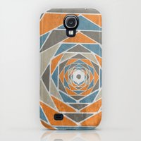Galaxy S4 Cases featuring Tunnel by Micah Sager