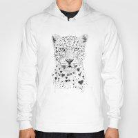 Lovely Leopard Hoody