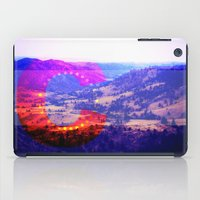 Colorado Flag--Valley iPad Case