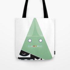 elegantes Dreieck Tote Bag