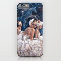 Ballerina Constellation iPhone 6 Slim Case