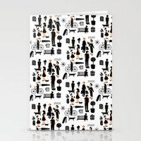 OUTSIDE Stationery Cards