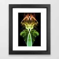 Smoke Photography #24 Framed Art Print