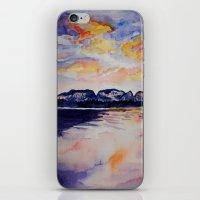 Sleeping Giant  iPhone & iPod Skin