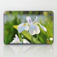 Gleamin' Iris iPad Case
