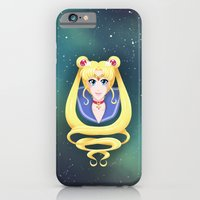 Sailor Moon and the Inner Senshi iPhone 6 Slim Case