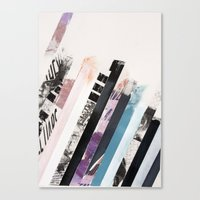 STRIPES 11 Canvas Print