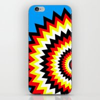 Sunburst iPhone & iPod Skin