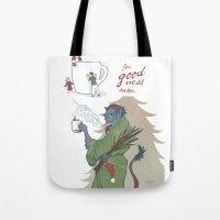 A Kup of Krampus Tote Bag