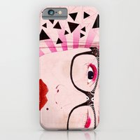 iPhone & iPod Case featuring Pollyanna by Eveline