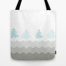 Trees {The Boring Afternoon Design Series} Tote Bag