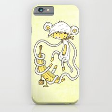 The Monkey and the banana iPhone 6s Slim Case