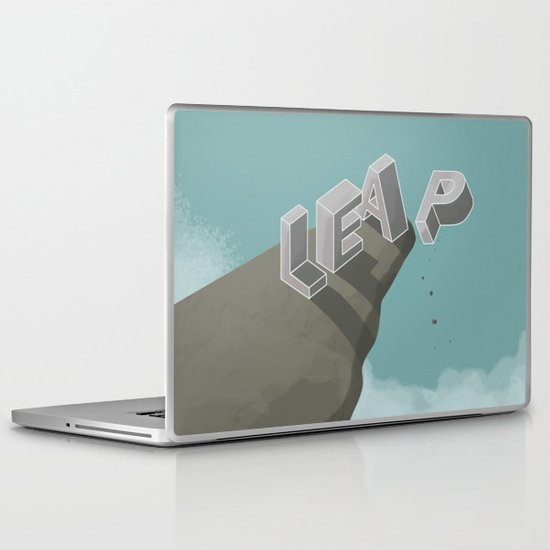 Leap Laptop & iPad Skin