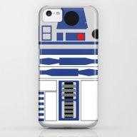 AstroMech iPhone 5c Slim Case