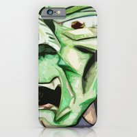 Hulk Abstract iPhone 6 Slim Case