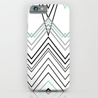 Mint Chevy  iPhone 6 Slim Case