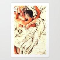 Origin of Love #6  Art Print